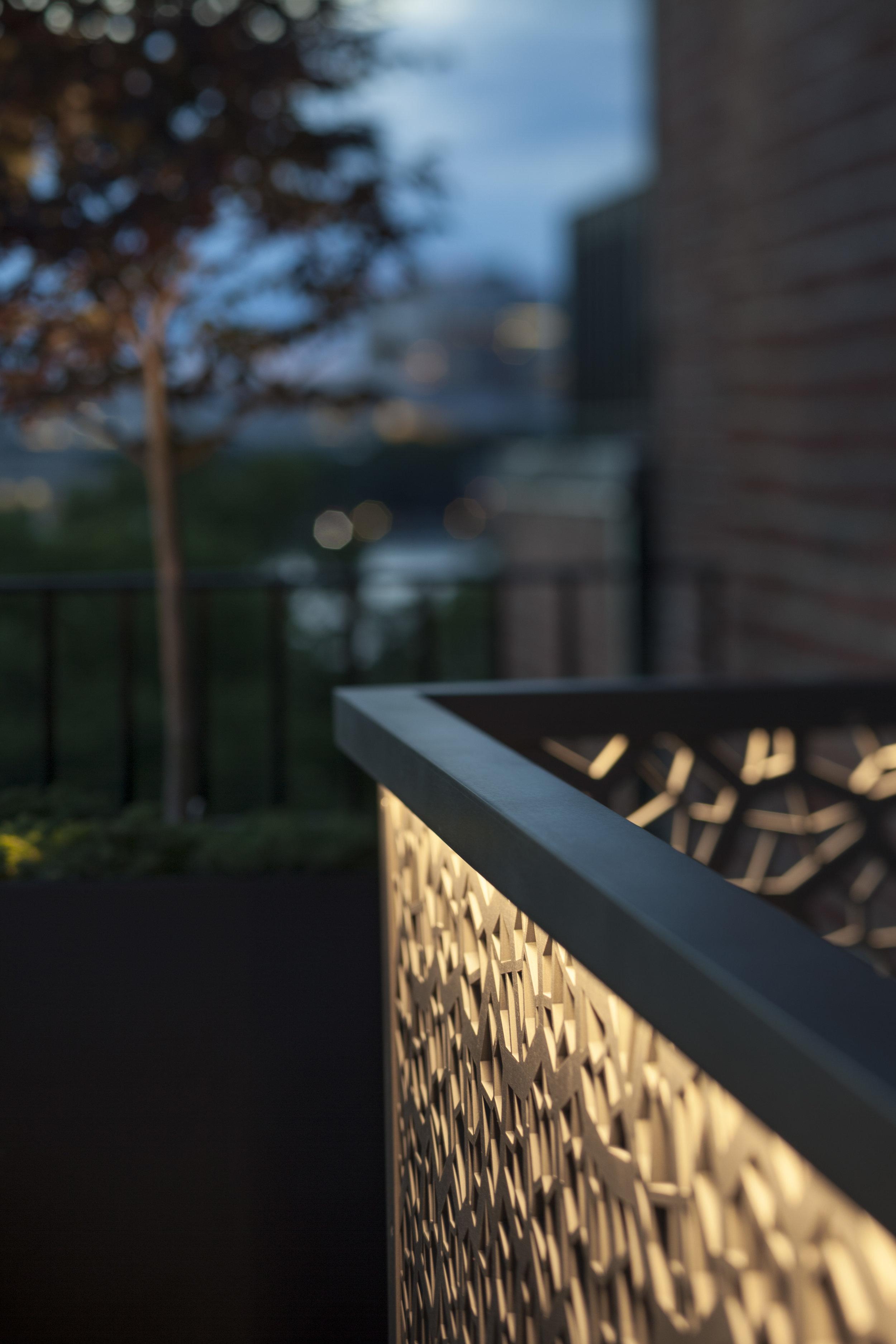 Back Bay residence, Boston MA - Pate Landscape Architecture