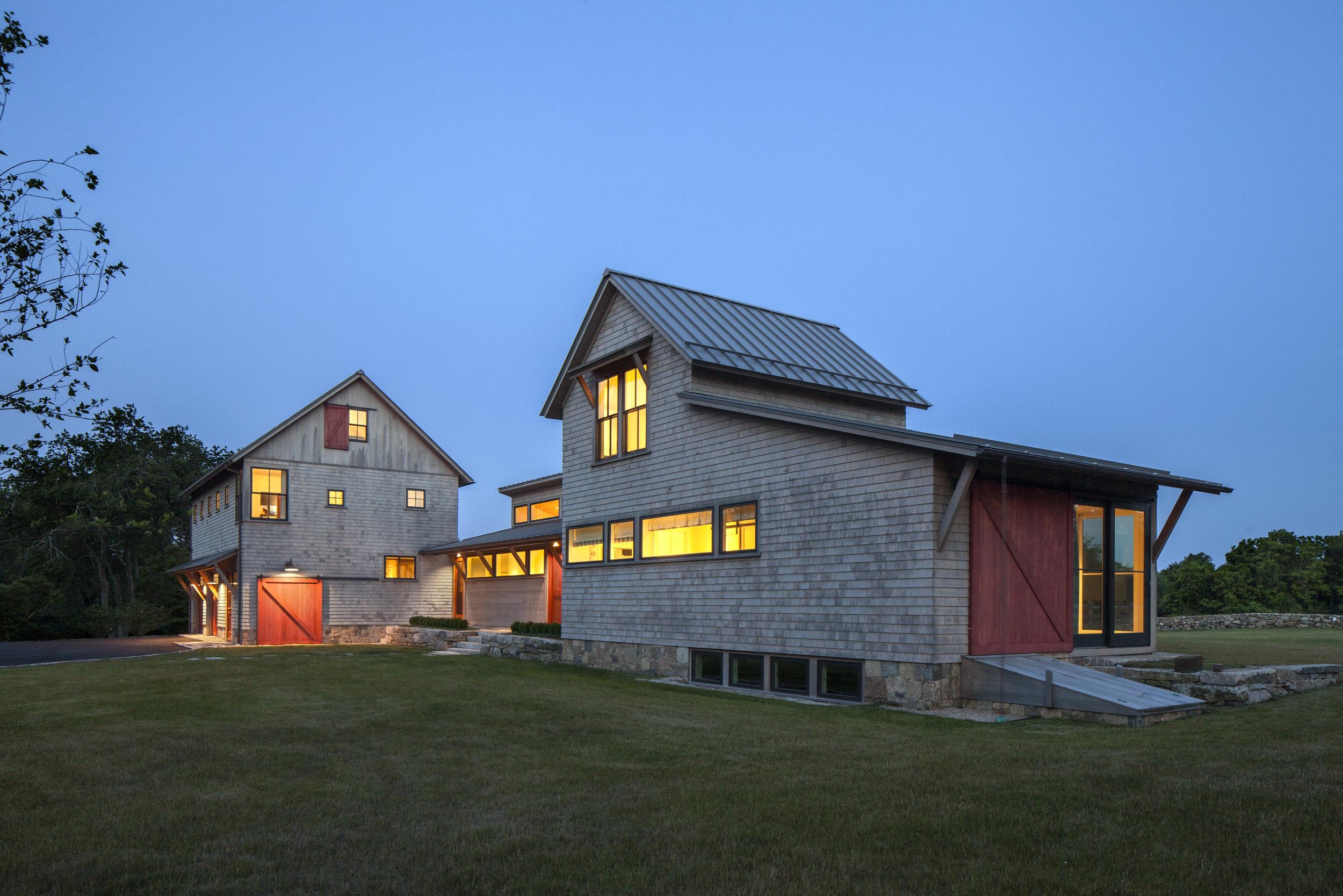 private residence, Matunuck RI - Highland Builders