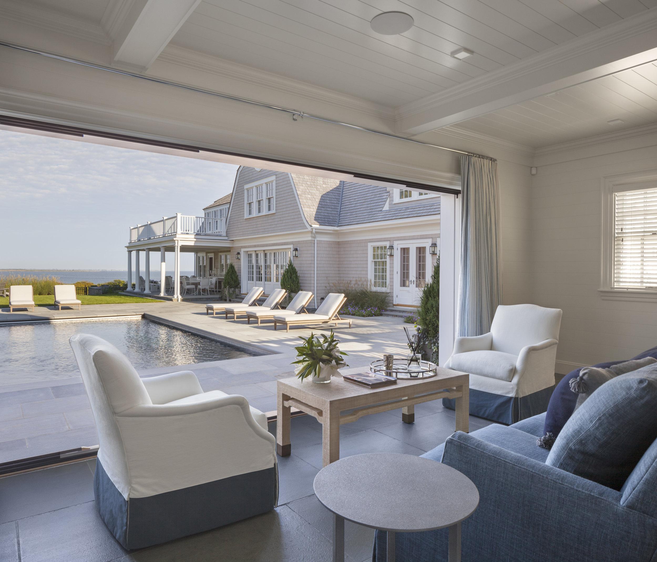 Ocean Lawn, Newport RI - Kirby Perkins Construction