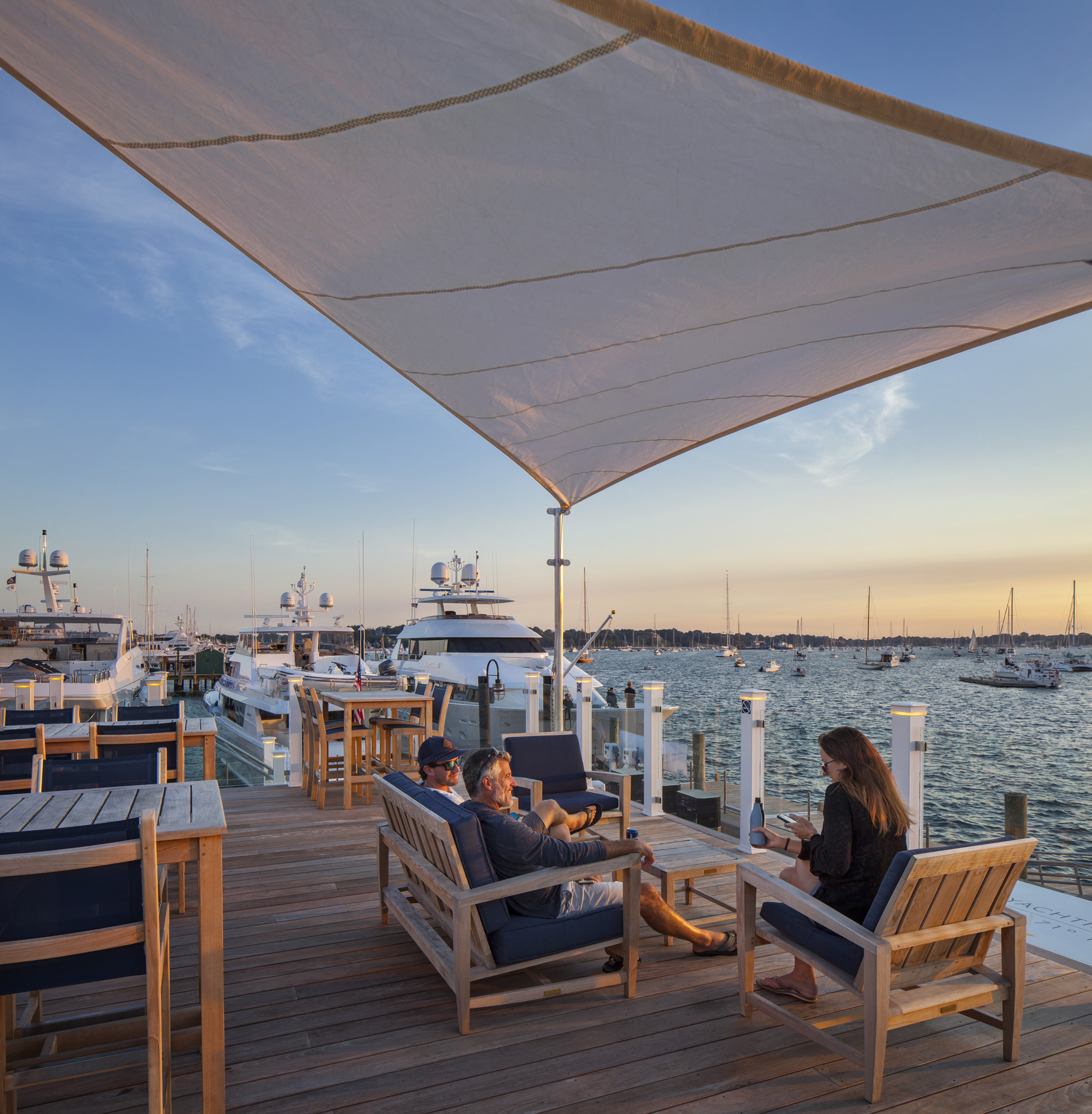 Newport Yachting Center, Newport RI - Birchwood Design Group