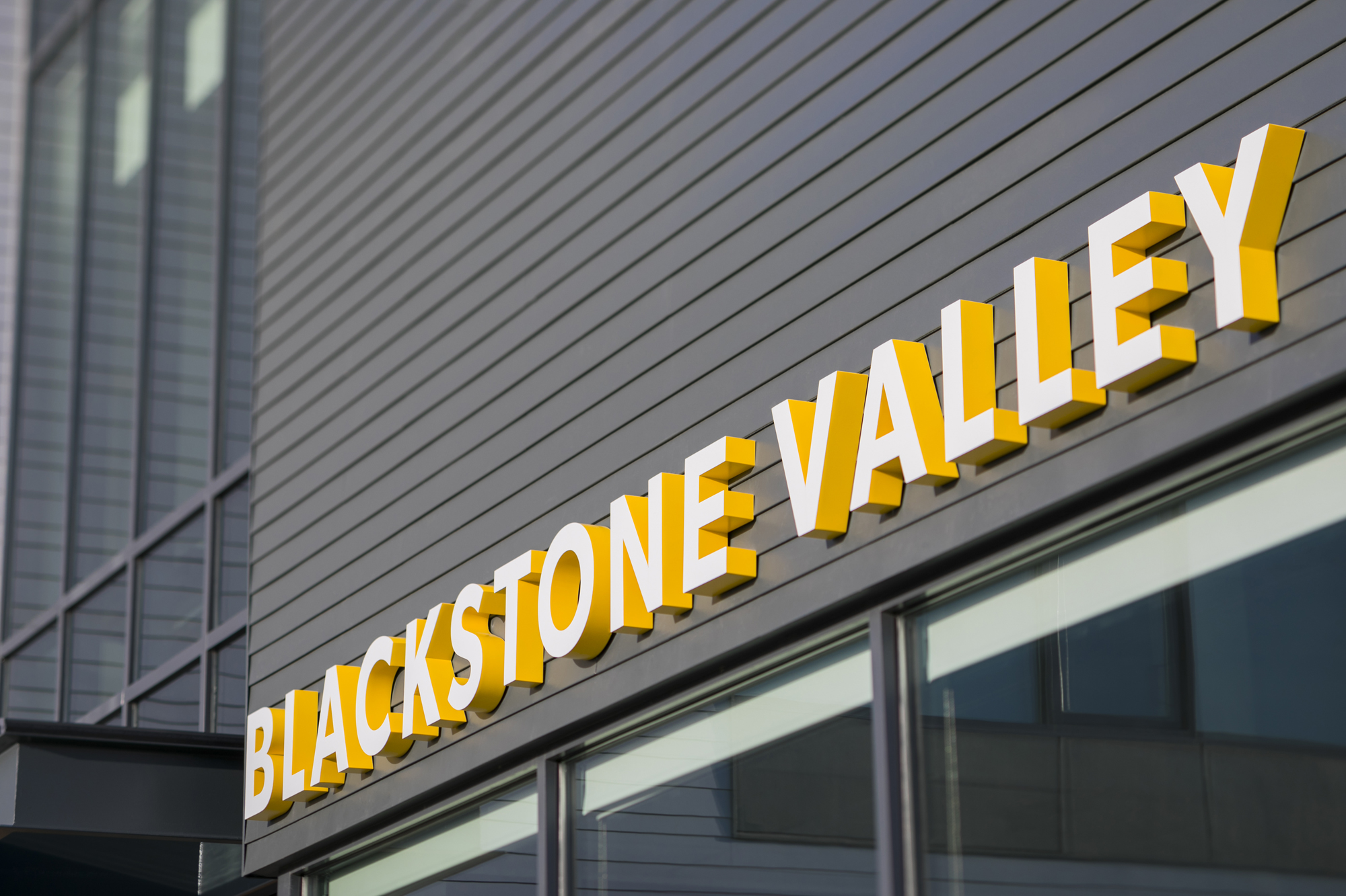 Blackstone Valley Prep School, Cumberland RI - Arrowstreet