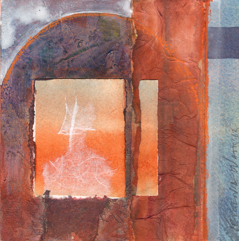 mixed media abstract painting for sale