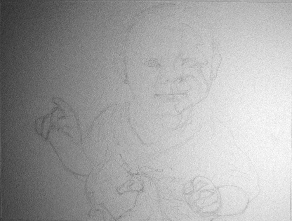 mia drawing