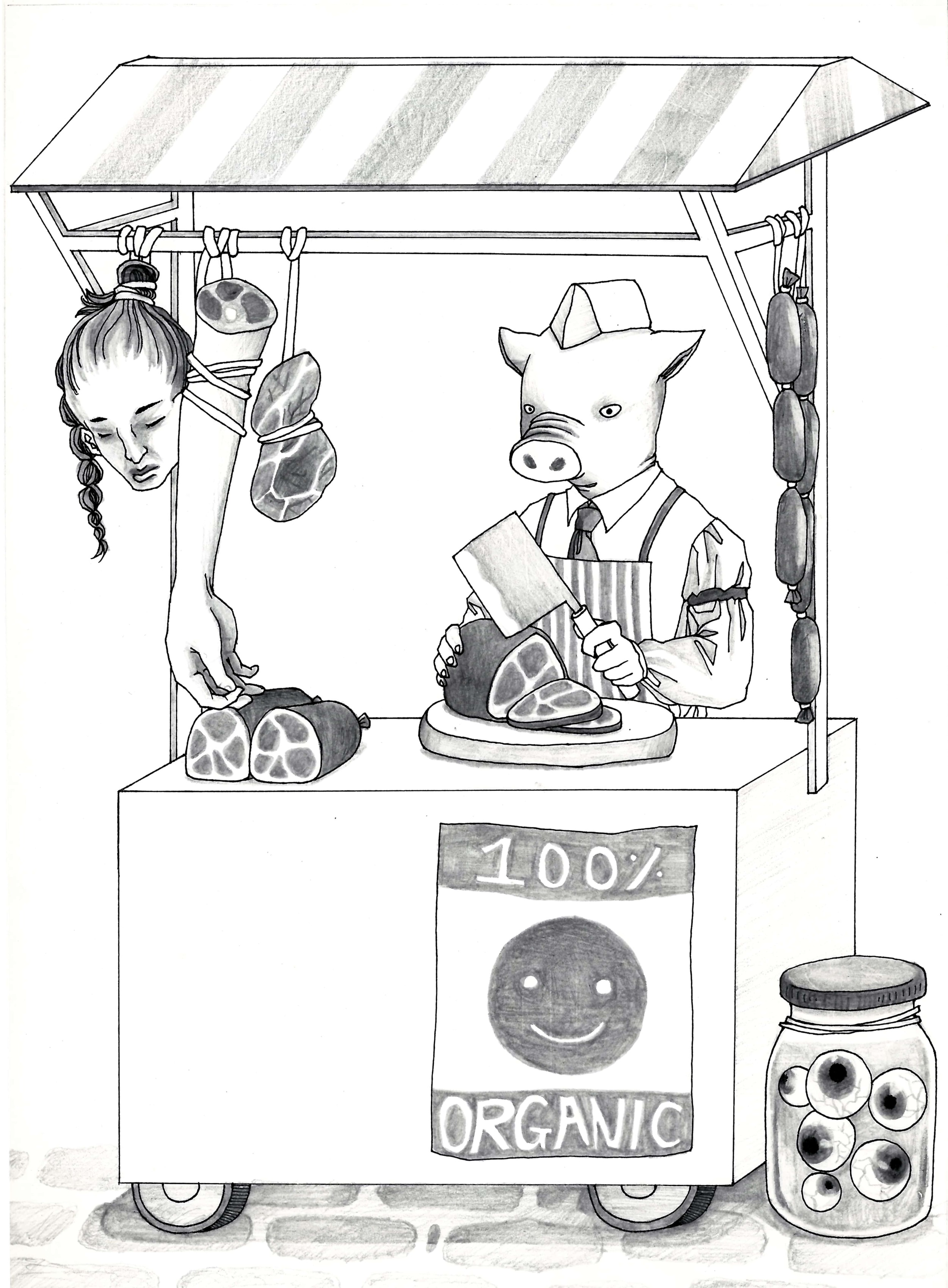 Welcome to the Butcher Shop