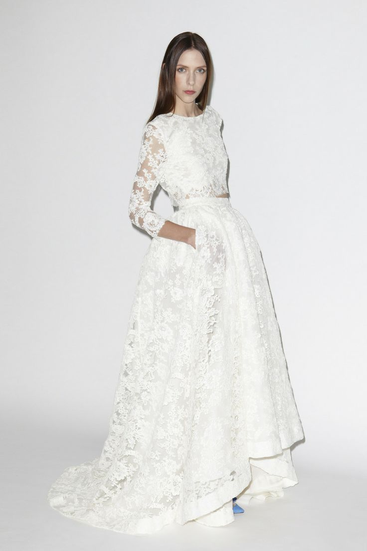 Houghton wedding gown