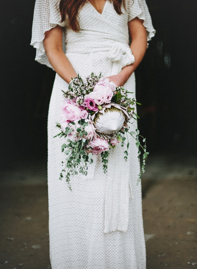 Bouquet by  Clementine Posy  via  Bridal Musings