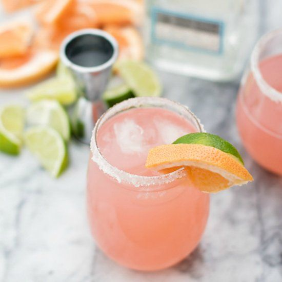 Tequila Paloma from B. Britnell