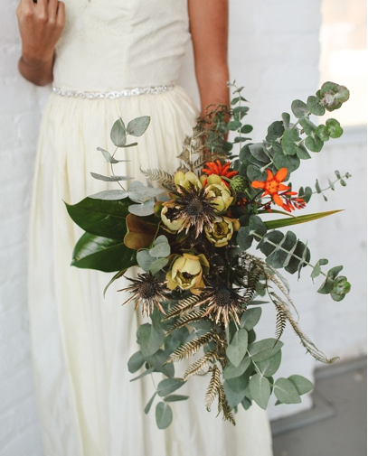 Bouquet by  Lindsay Rae Design  via  Pill Photography