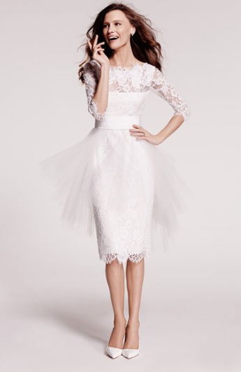 Marchesa dress via Nordstrom