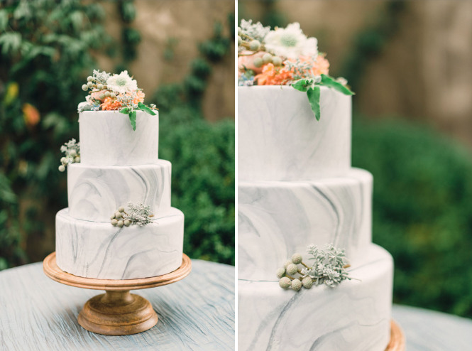 Lush Cakery cake  by  Rustic White Photography  via  Occassions