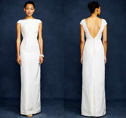J. Crew Elsie gown, $650