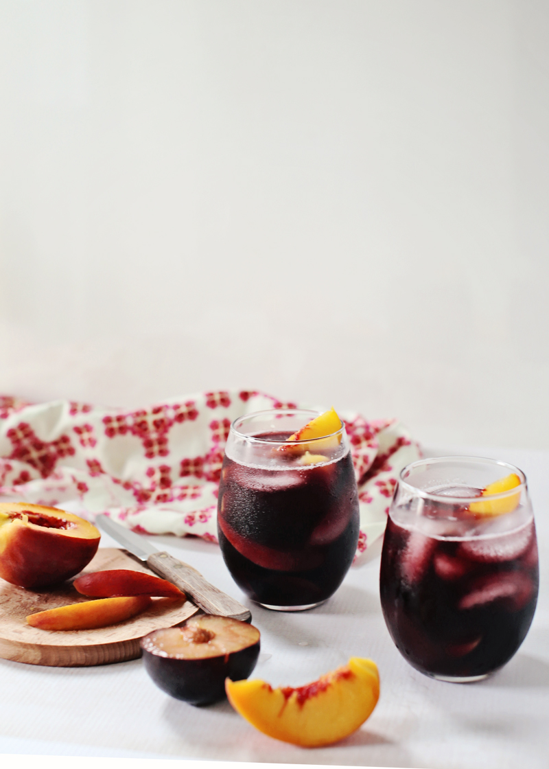 Orchard Sangria from Foodess