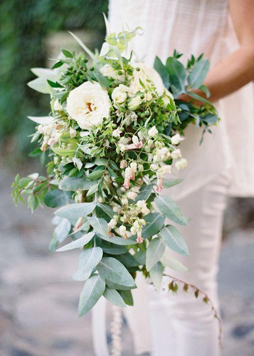 Mindy Rice  bouquet by  Jose Villa