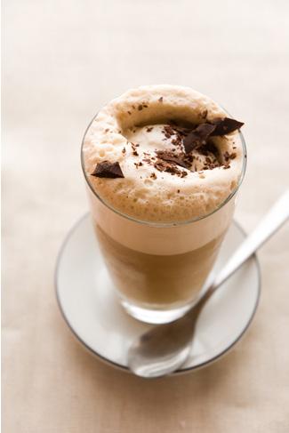 Coffee Cognac Cooler