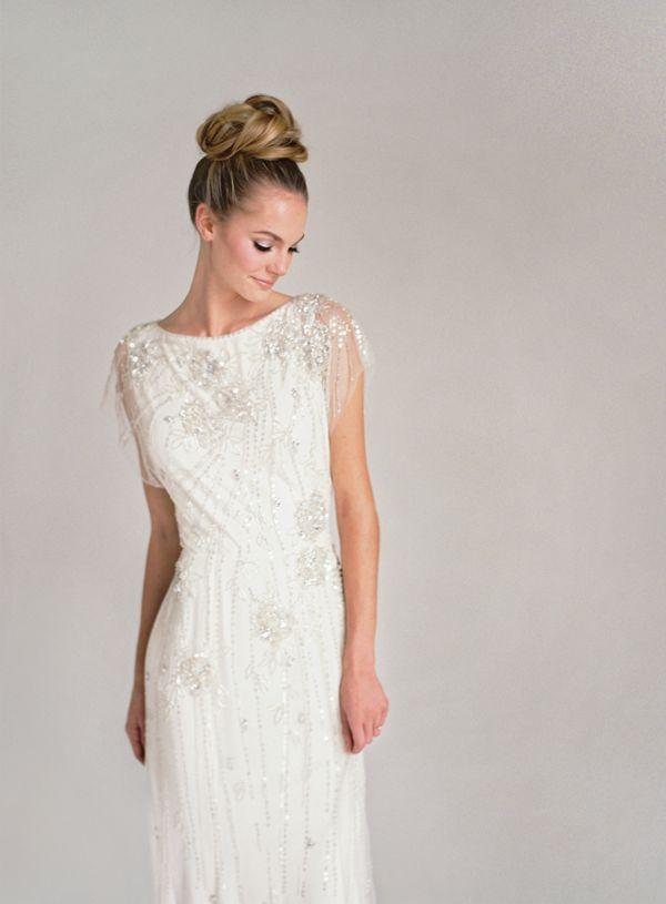 Jenny Packham Rose Wedding Dress