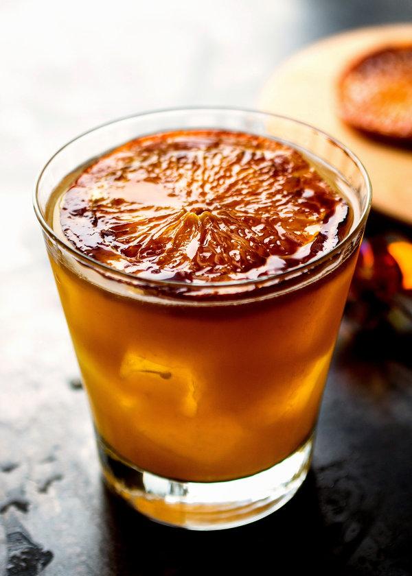 Bourbon Brûlé