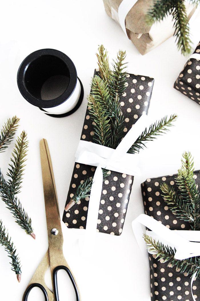 Polka dot gifts