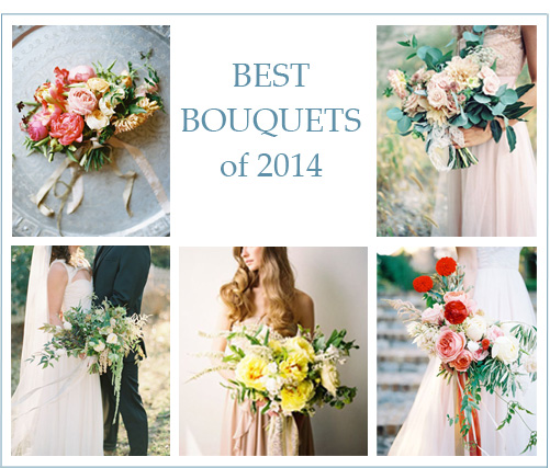 Best Bouquets of 2014