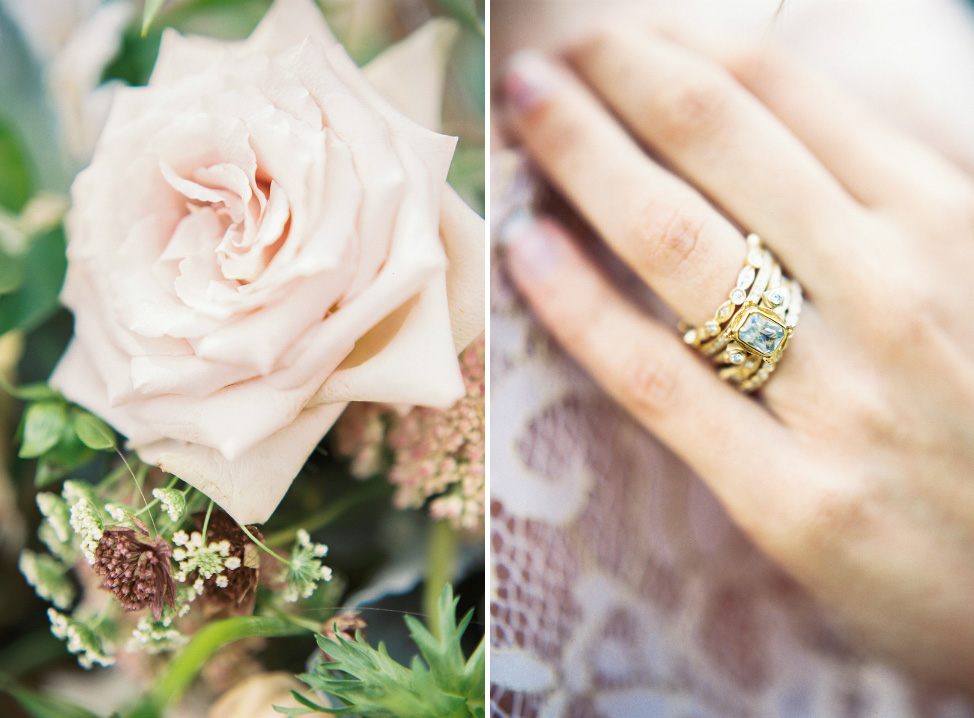 Romantic Tuscan Wedding Inspiration