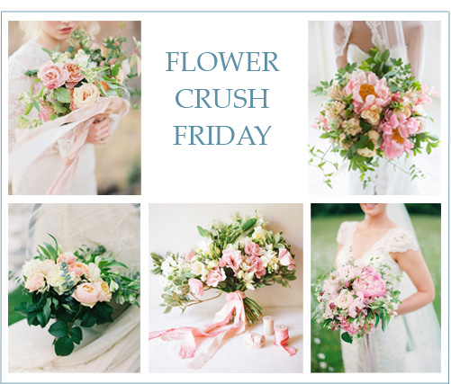 Flower Crush Friday: Pretty in Pink