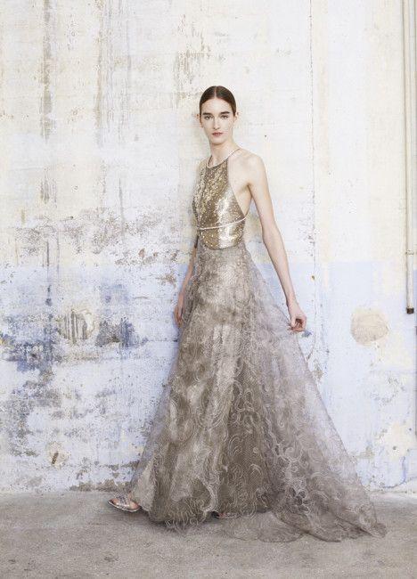 Armani Privé gown