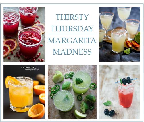 Thirsty Thursday: Margarita Madness