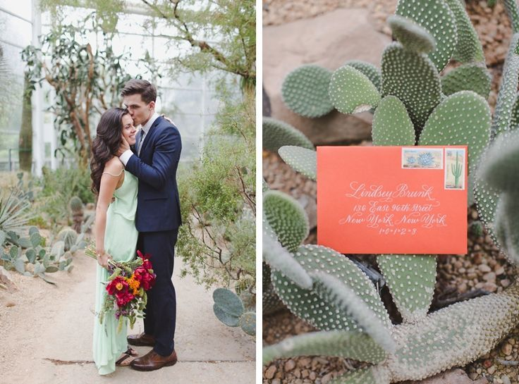 Wedding Wednesday: A Bohemian Brooklyn Proposal
