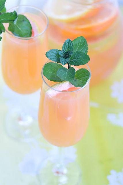 Weekend Citrus Sangria