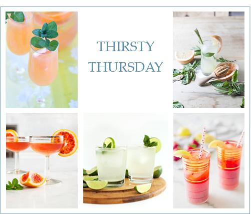 Thirsty Thursday - Lindsey Brunk