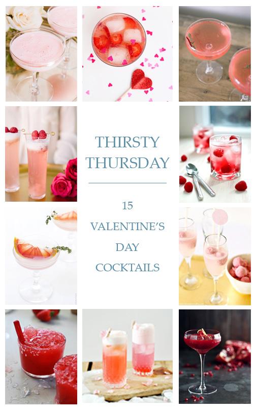 15 Valentine's Day Cocktails - Lindsey Brunk