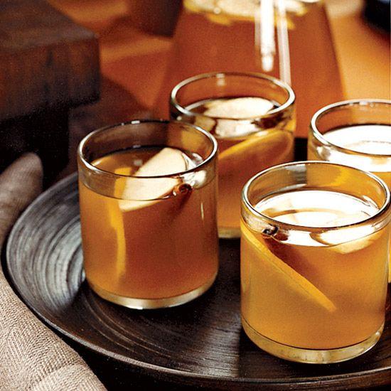 Apple Brandy Hot Toddy