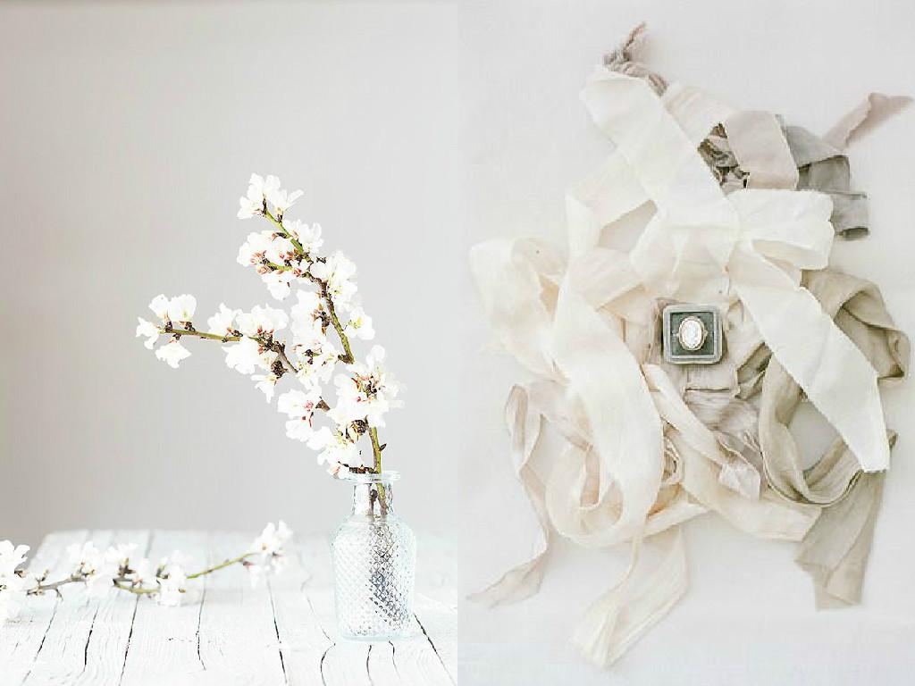 Wedding Wednesday: Ethereal Neutrals