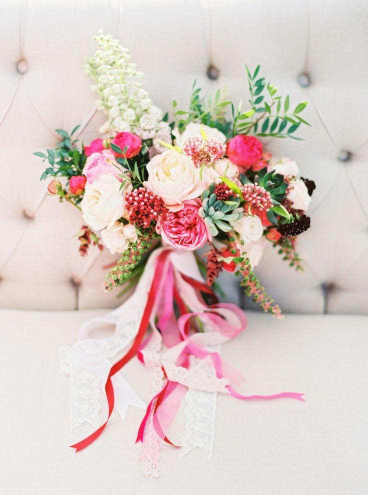 First Flower  bouquet by Elena Koshkina