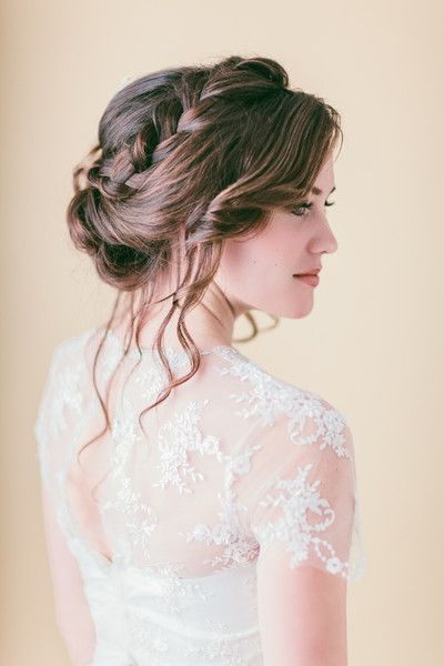 5 Wedding Day Hair Styles