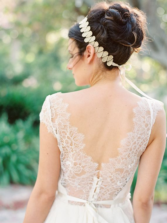 Rebecca Schoneveld  gown by  Lavender & Twine