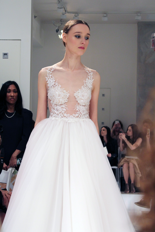 New York Bridal Market: Reem Acra