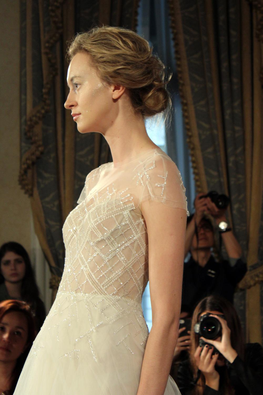 New York Bridal Market: Mira Zwillinger