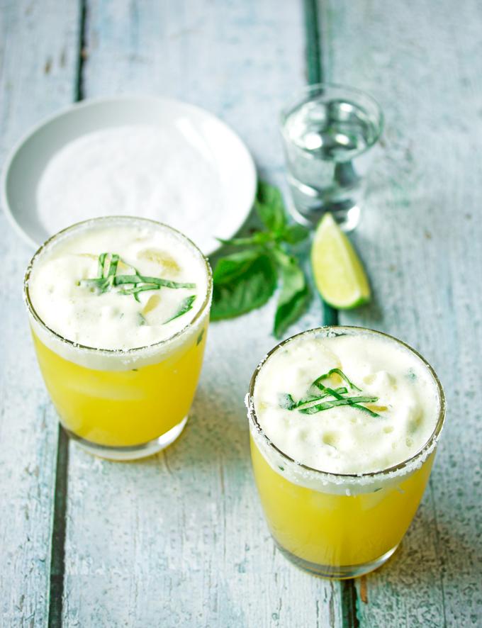 Passionfruit Lime Margarita