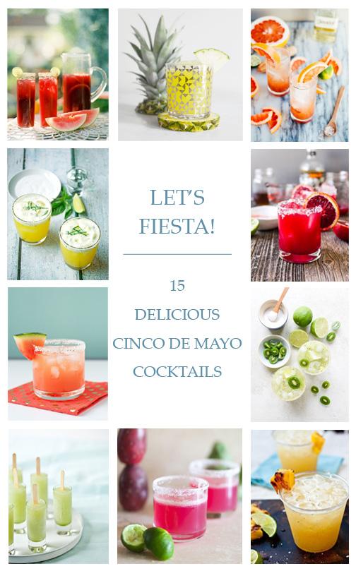 15 Delicious Cinco de Mayo Cocktails