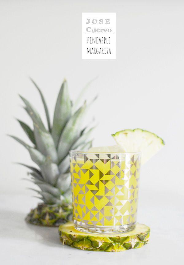 Jose Cuervo Pineapple Margarita