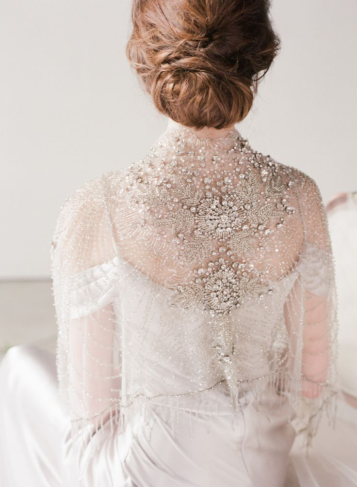 BHLDN  caplet by  Corbin Gurkin Photography