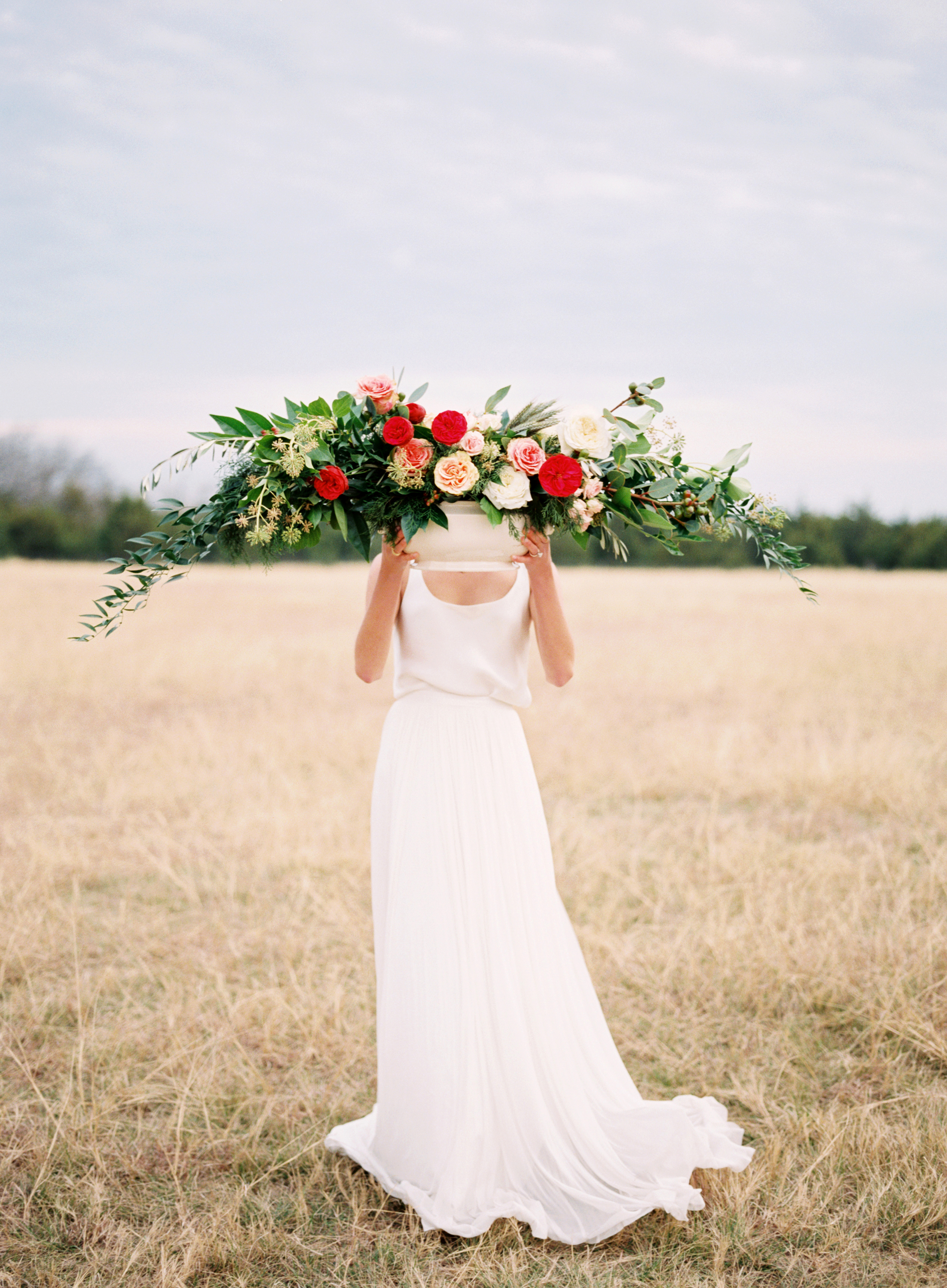 Alpaca Farm Wedding Inspiration - Lindsey Brunk