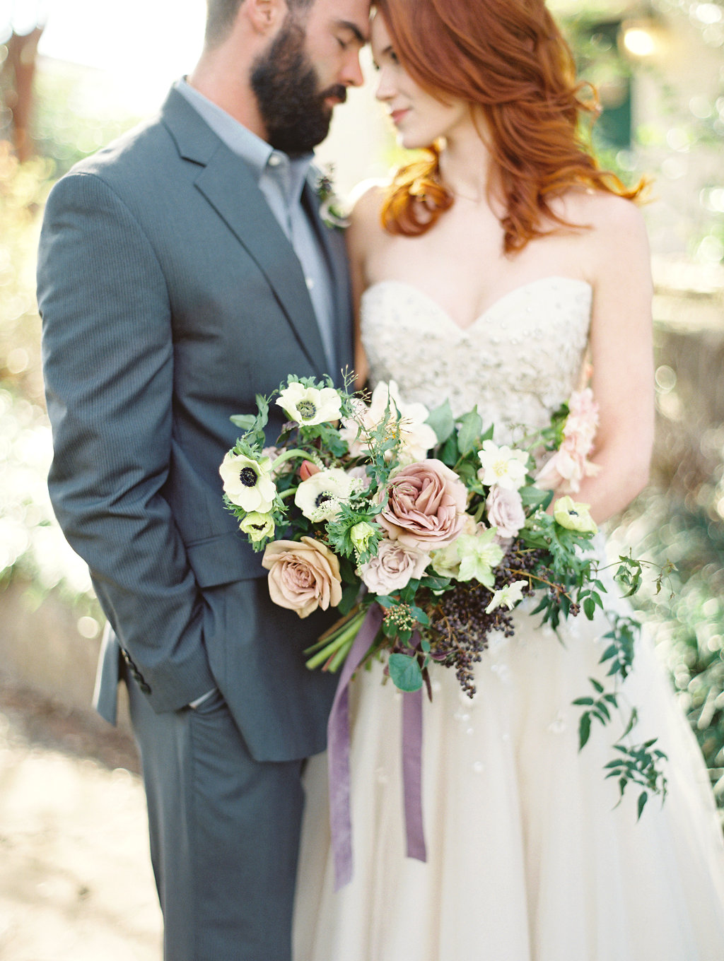 Ethereal Lavender Wedding Inspiration