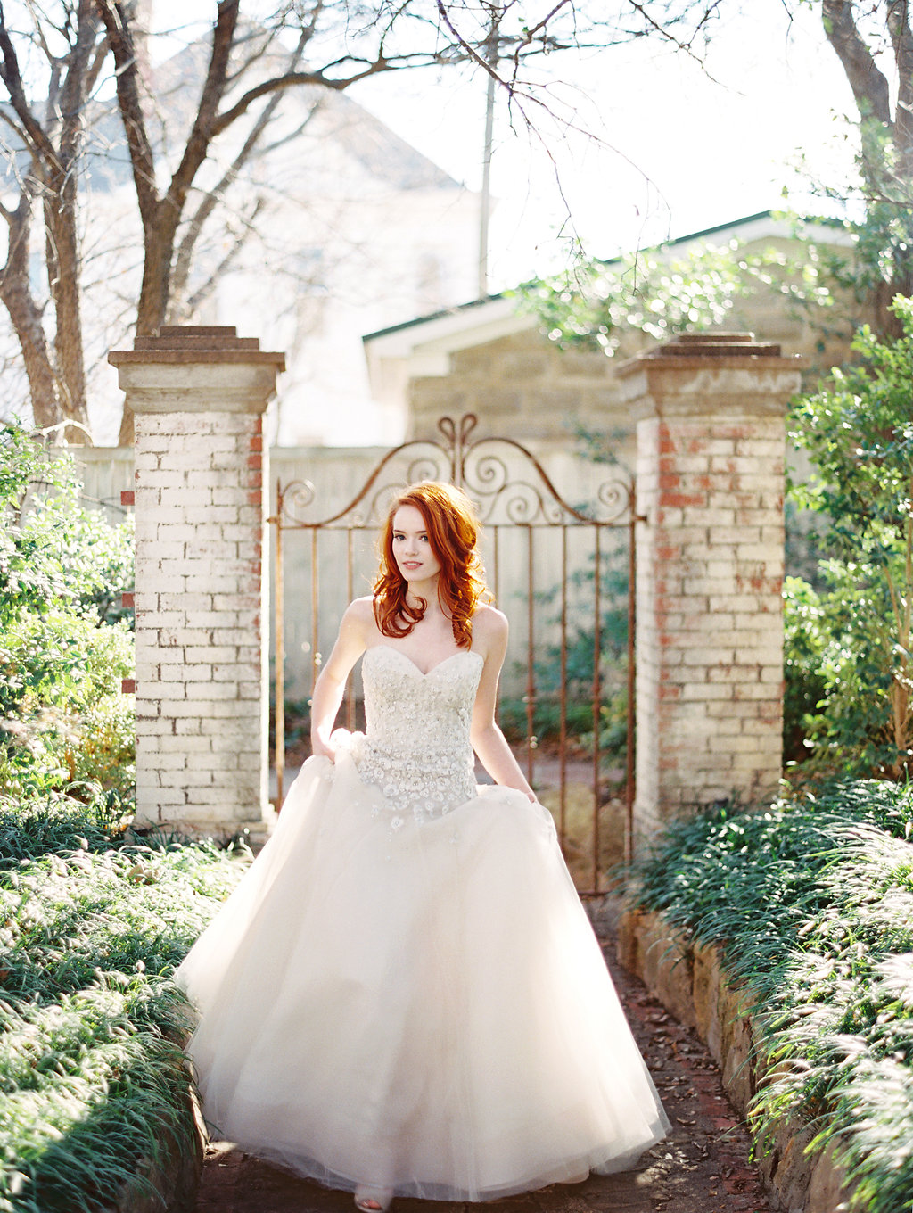 Ethereal Lavender Wedding Inspiration - Lindsey Brunk