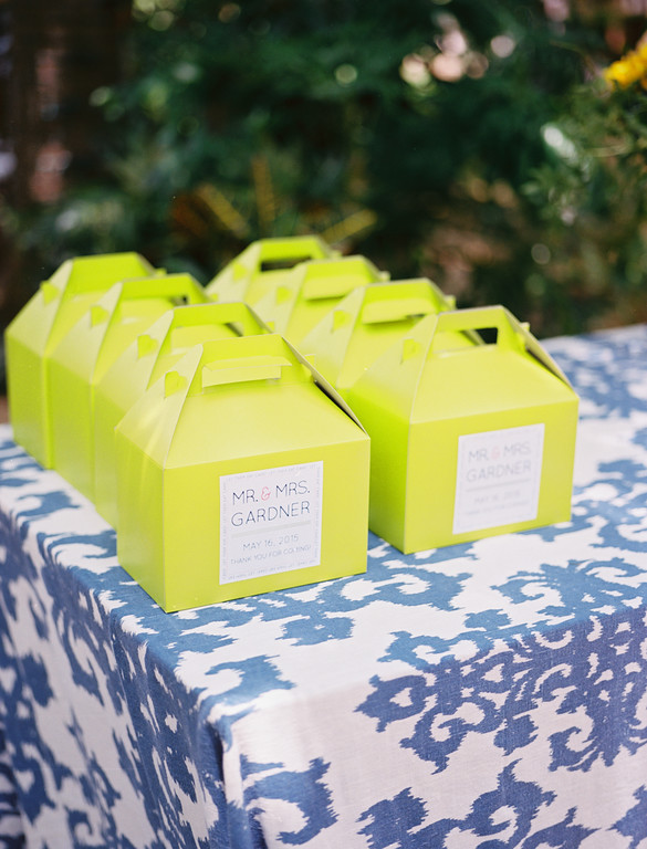 Emma & Ryan's Colorful Summer Wedding - Lindsey Brunk