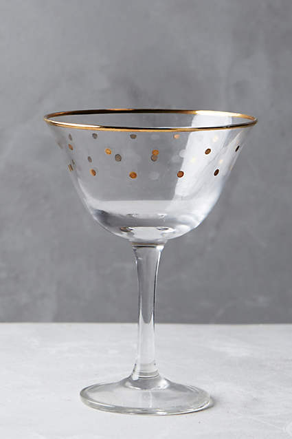 Anthropologie Twinkle Dot Coupes