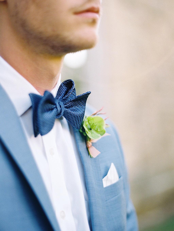 Elegant & Ethereal Spring Wedding Inspiration - Lindsey Brunk