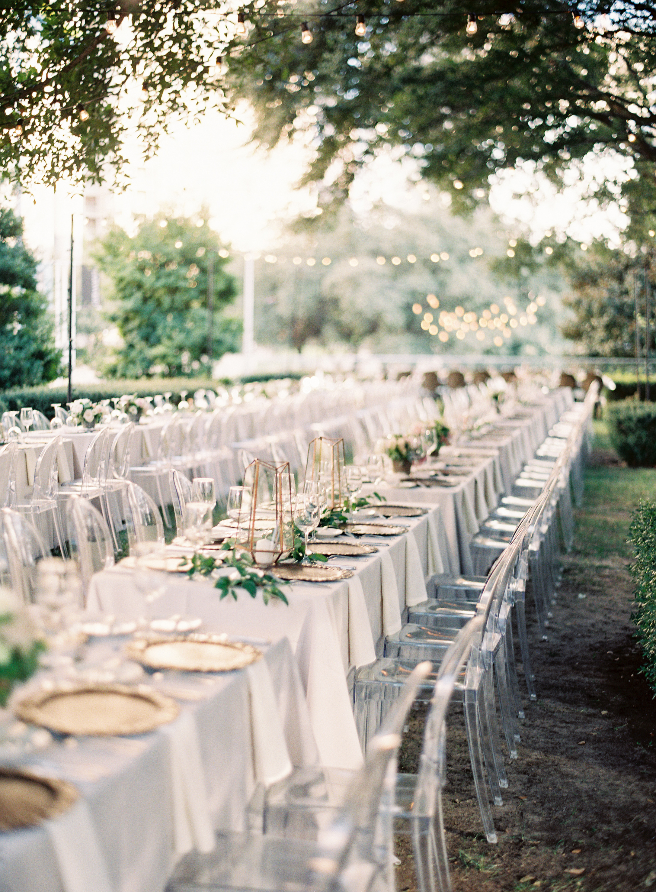 Dallas Garden Wedding - Lindsey Brunk