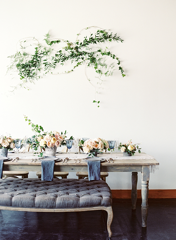 Soft Pastel Wedding Inspiration - Lindsey Brunk