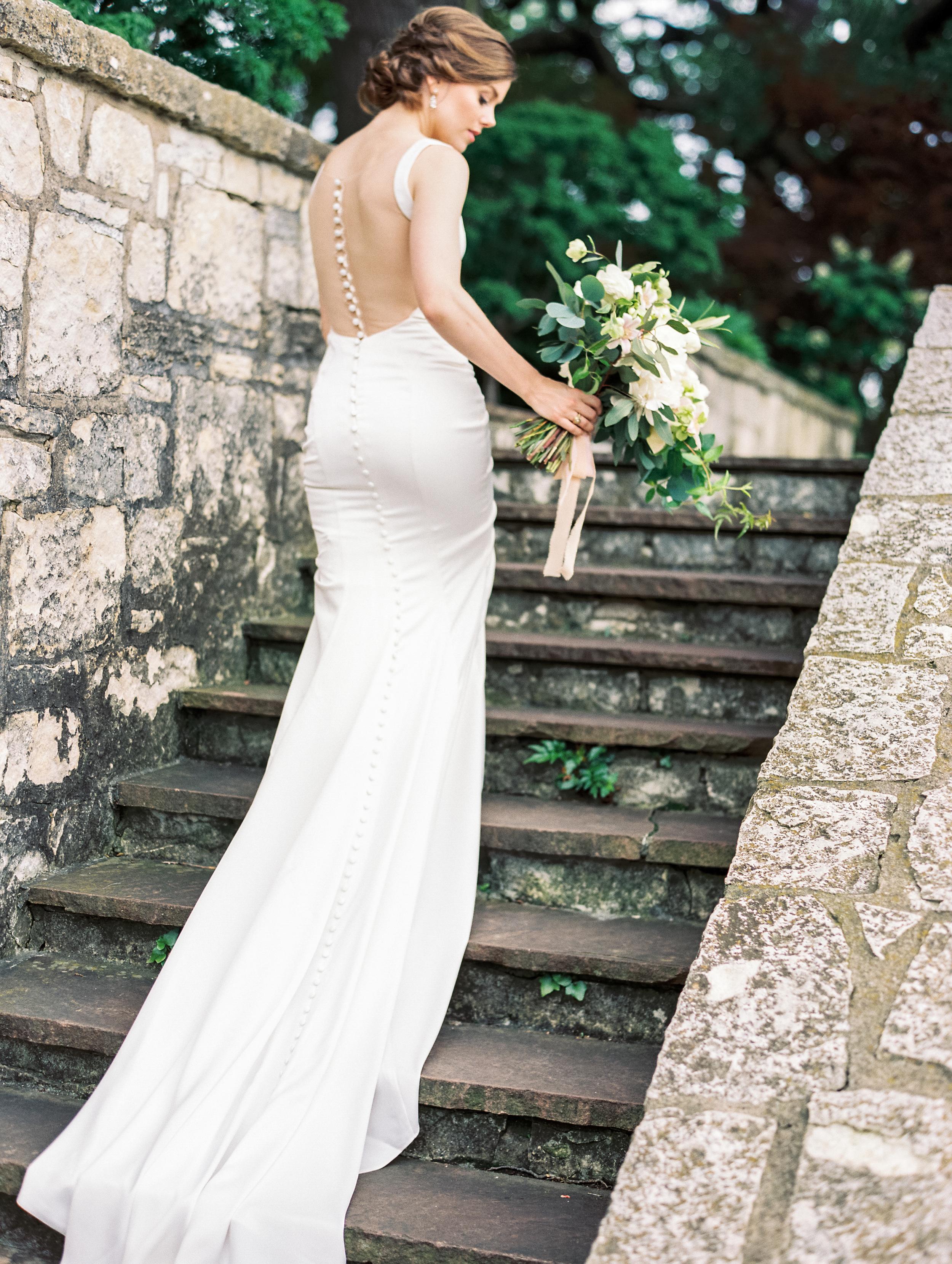 Claire & Chris - Dallas Arboretum Wedding